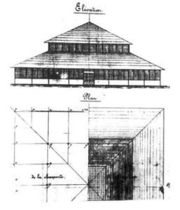 Proyecto de Mercado Cubierto para la ciudad de Vitoria de Joseph Parïs, 1894 (E. Castañer Muñoz).