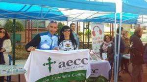Carrera de la Báscula en Huelva.