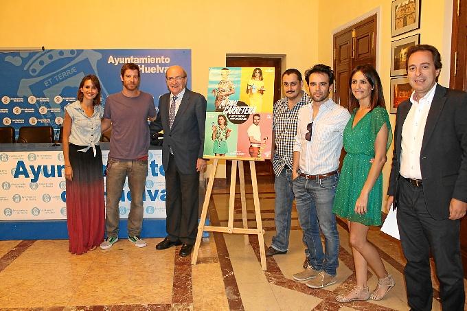 'Al final de la carretera' se estrena en el Gran Teatro de Huelva