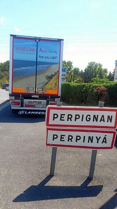 Huelva es la cuarta provincia andaluza con 538.000 toneladas de alimentos y bebidas exportadas.