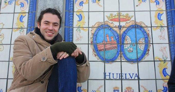 Carlos Abreu, un filólogo onubense que impartirá Literatura en Texas