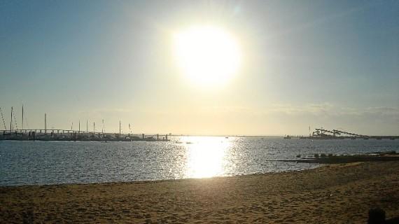 La luz de Huelva, una fuente de salud natural muy valorada dentro y fuera de la provincia