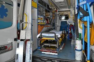 Los equipos de emergencias sanitarias registran un tiempo medio de res-puesta de 8 minutos y 35 segundos.