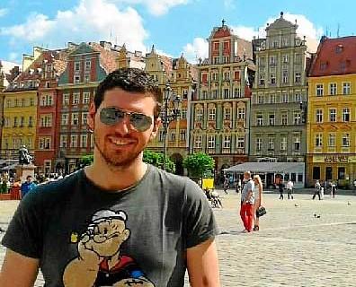 Antonio Guillermo López Villadóniga, un ingeniero industrial en Polonia