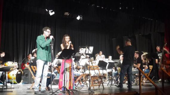 La Escuela de Música de San Juan homenajea a los Beatles