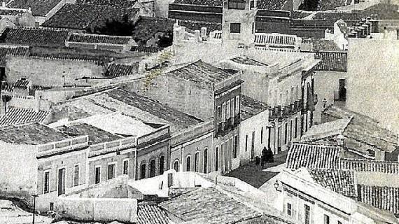 La actual zona de 'La Piterilla' de Huelva en la última década del siglo XIX