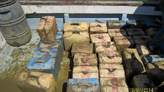 Nuevo golpe al narcotráfico en Huelva