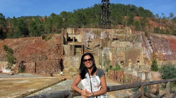 @LalaViajera, una de las blogueras de viajes más reputadas de España, afincada y enamorada de Huelva