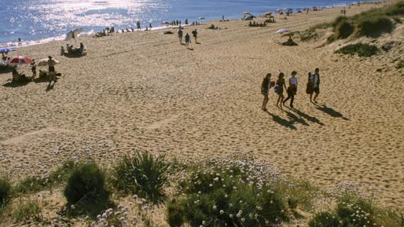 Las aguas de baño de las playas onubenses presentan unas adecuadas condiciones sanitarias