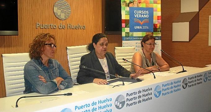 Las principales oportunidades económicas para Huelva, a debate en un curso de verano de la UNIA en La Rábida