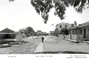 Punta Umbria Plaza Perez Pastor