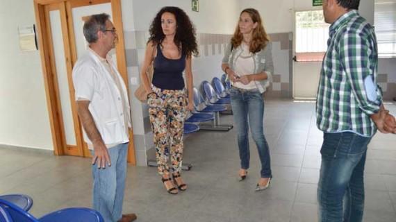 Refuerzo de la asistencia sanitaria en Punta Umbría y El Portil