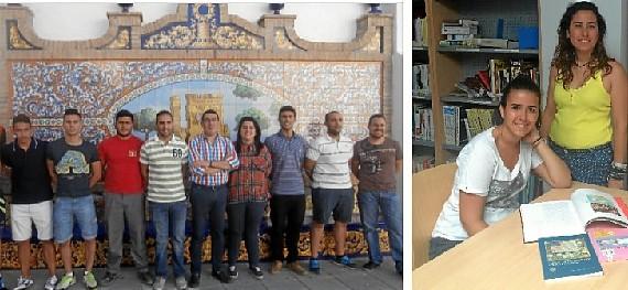 San Bartolomé contrata a jóvenes titulados para que tengan su primera experiencia laboral