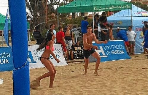 Doble jornada del circuito 3×3 de baloncesto en La Antilla y Ayamonte, y voley playa en Mazagón