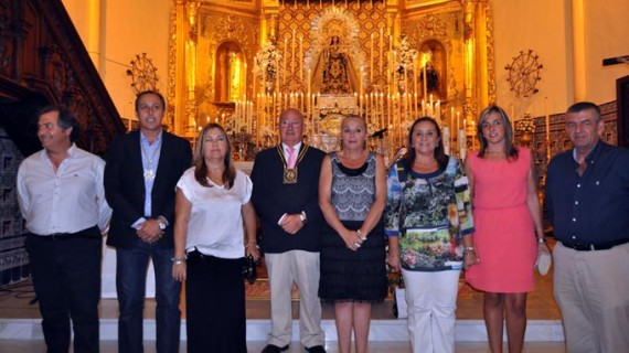 Emotiva exaltación a la Virgen del Carmen de Isla Cristina