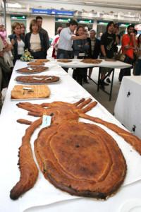 Imagen de una edición de la Fiesta del Choco en Redondela. / Foto: turismoredondela.com.