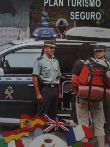 Folleto editado dentro del Plan de Turismo Seguro.