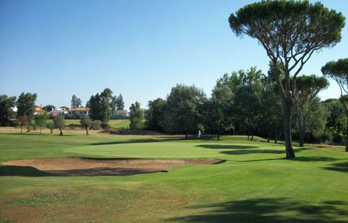 Bellavista acoge el I Torneo de Golf Fundación Ángel Muriel