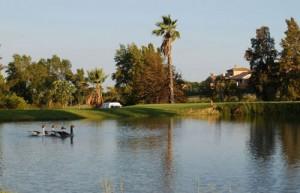 Club de golf en Bellavista.