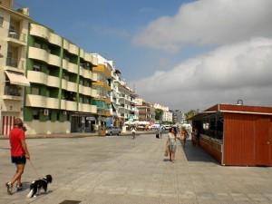 La Plaza Pérez Pastor de Punta Umbría