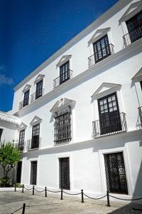 Adolfo Morales ha viajo a Sanlúcar.