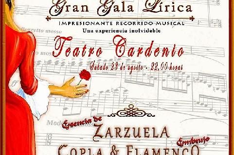 Zarzuela, flamenco, copla y folclore se citan en Ayamonte