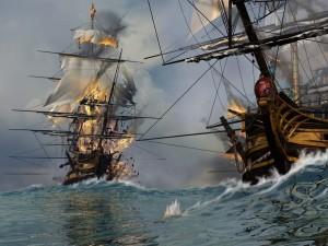 La piratería es un fenómeno que históricamente está unido a la navegación.