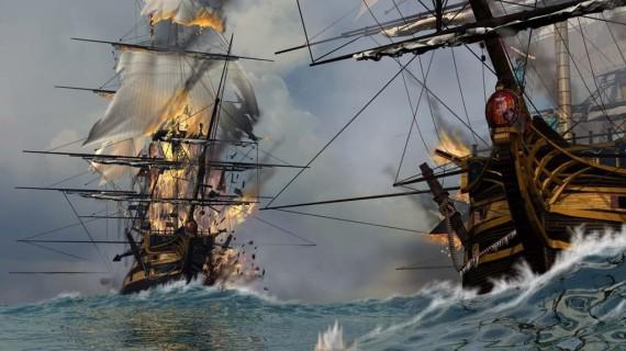 Los piratas que arribaron a las costas de Huelva