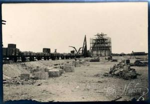 El monumento mide 37 metros de altura. / Foto: Archivo Histórico.