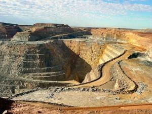 Mina de Kalgoorlie, la tercera más grande del mundo.