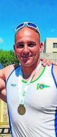 Manuel Muñoz Arestoy, campeón del mundo de piraguismo.