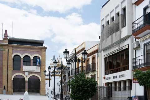 Finalizan las obras del punto limpio de recogida de residuos de Bonares