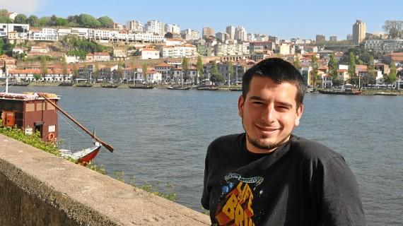 Carlos Núñez, un historiador onubense en la ciudad portuguesa de Oporto