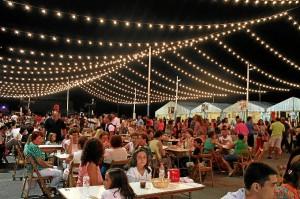 Feria de Punta Umbría.