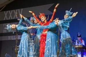 Festival Danza de Villablanca/ Foto:Juana Martien