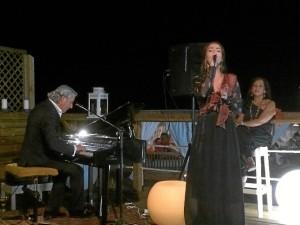 Blanca Blandino Pareja-Obregón fue la gran sorpresa de la noche
