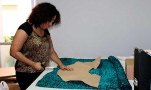 El tejido natural es fundamental para la moda ecológica.