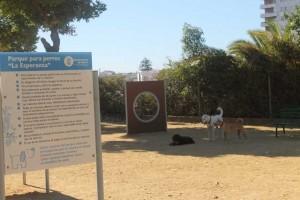 Este área se encuentra en la zona alta del Parque.