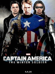 'El Capitán América: El soldado de invierno'