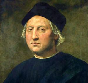Irving vino a España fascinado por la figura de Cristóbal Colón.