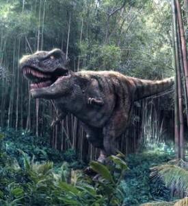 Teóricamente es posible que los dinosaurios habitaran Huelva.