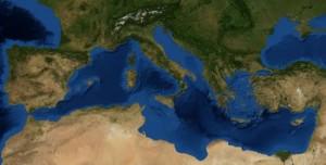 El Mediterráneo era la zona de influencia de los corsarios.