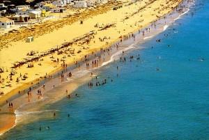 El litoral de Huelva, uno de los principales atractivos del mes de agosto.