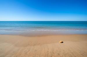 Las playas de Huelva, un auténtico paraíso. / Foto: fuertehoteles.com.