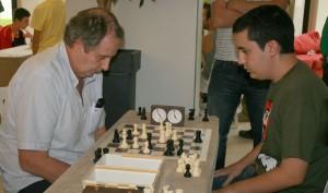 Imagen del torneo del año pasado que ganó Daniel Cámpora.