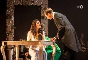Soraya Méndes es una de las protagonistas de 'El Fantasma de la Ópera