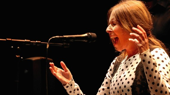 La onubense Rocío Márquez, entre los diez músicos que agitaron 2014