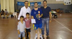 El Olibeas, campeón del torneo de Moguer.