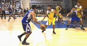 Aljaraque albergó la primera jornada del Torneo Dipitación de Baloncesto. / Foto: Mario Orta.