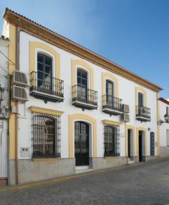 Imagen del Casino de la localidad de Beas./Imagen: Fotoespacios.